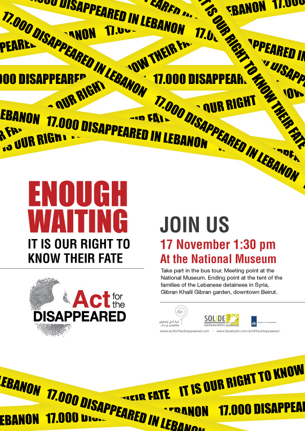 Poster Event November 17, 2012